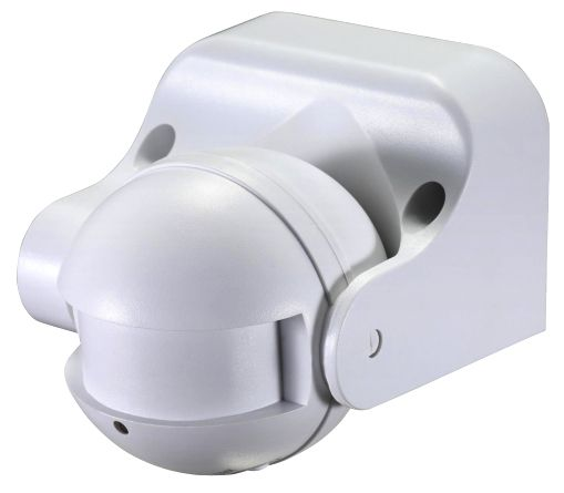 """Mikrowellen-Bewegungsmelder """"LX-752"""", weiß"""