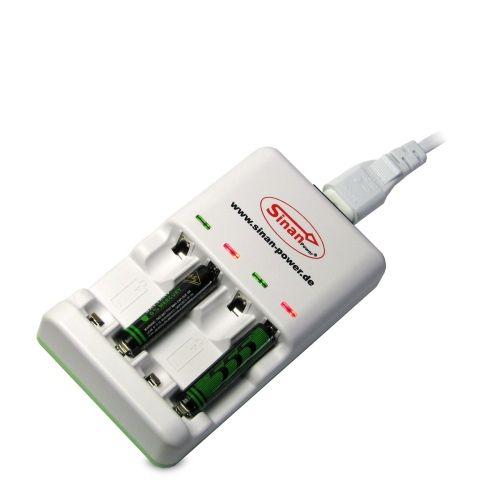 SinanPower Batterieladegerät CT-515