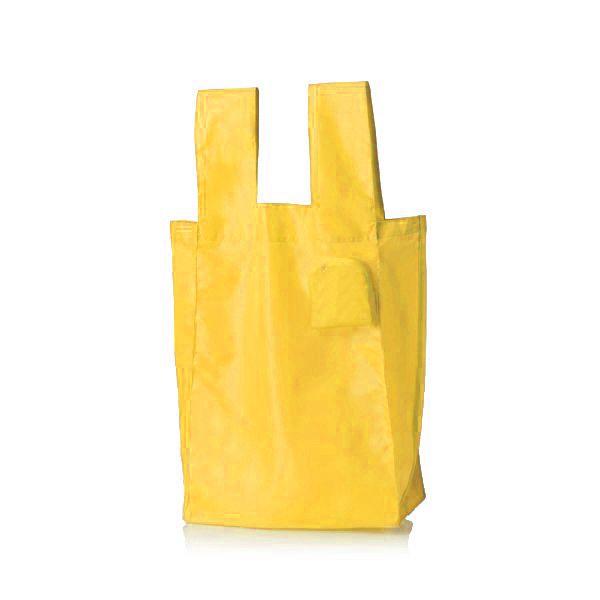 Reise - Einkaufstasche gelb