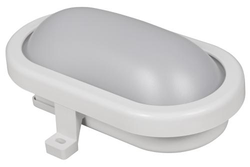 led oval armatur feuchtraum leuchte 6w 480lm. Black Bedroom Furniture Sets. Home Design Ideas