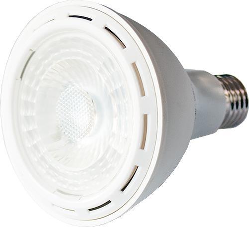 led strahler e27 15w 1000 lumen kaltwei par38. Black Bedroom Furniture Sets. Home Design Ideas