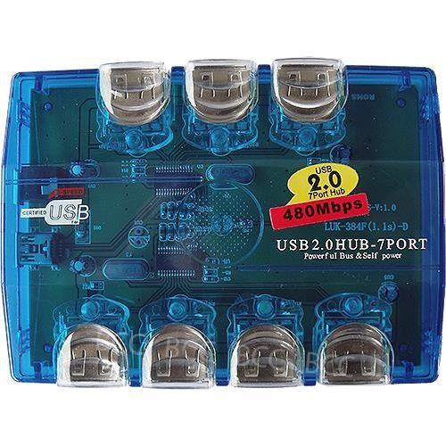 USB 7-Port Hub, USB 2.0