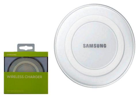 Samsung Induktive Ladestation Qi-Charger, weiß