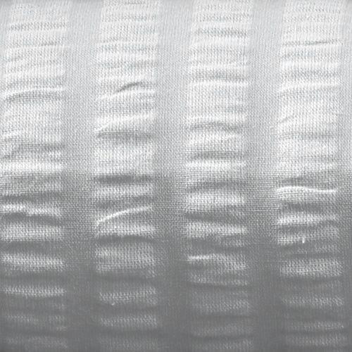 Bettwäsche Seersucker 140x200, 70x90 cm, weiss, Verschluss