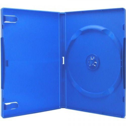 DVD-Hülle, 1 Stück, einfach, blue