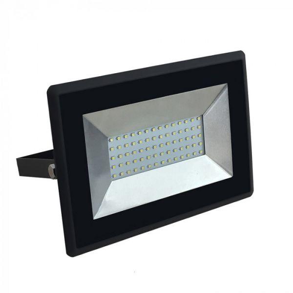 LED-Fluter, 50 W / 4250 Lumen, warmweiß / 3000K, BK