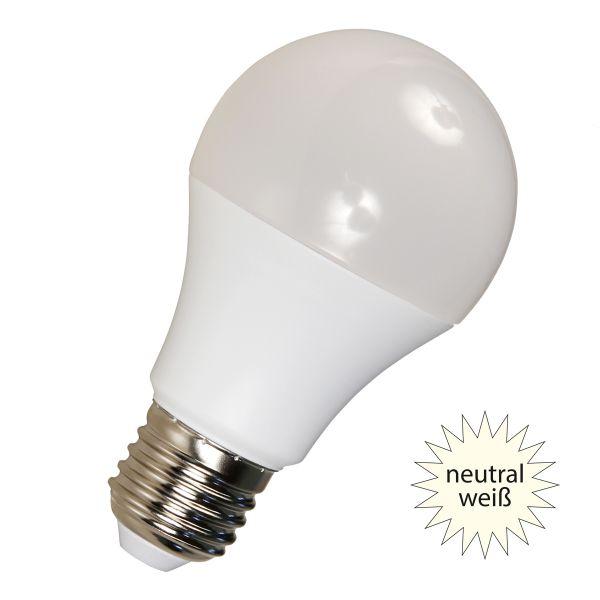 LED Birne E27, 10W, 806lm neutralweiß