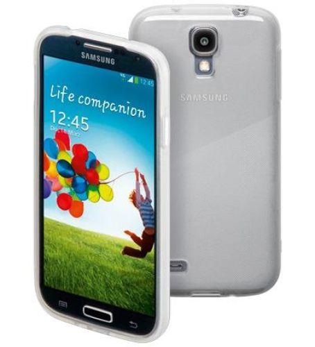 Hartsilikon-Case für Samsung Galaxy S4, transparent
