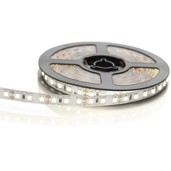 LED-Stripe, Lichtstreifen 300 LED 5m, kaltweiß, dimmbar