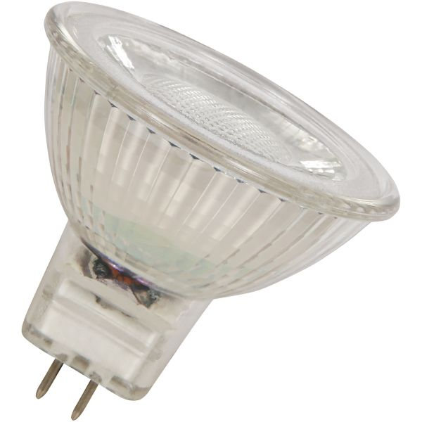 LED Strahler MR16 / GU5.3, 3W COB, 250lm, warmweiß