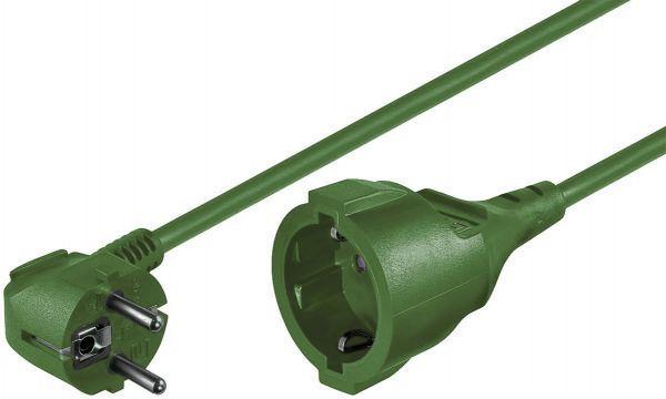 Netzverlängerungskabel, 20m, grün