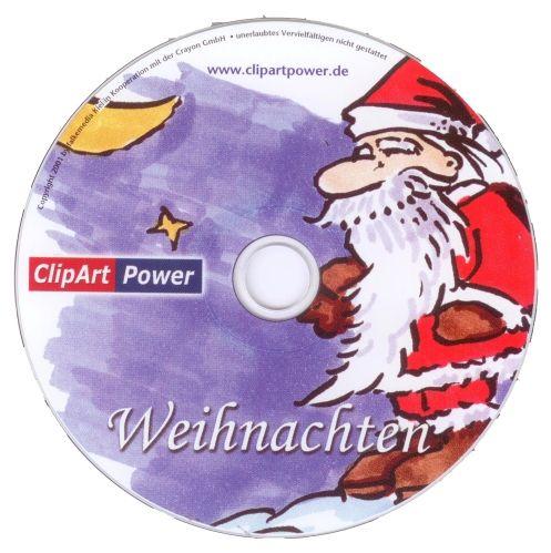 Weihnachts-Grafiken auf CD-ROM
