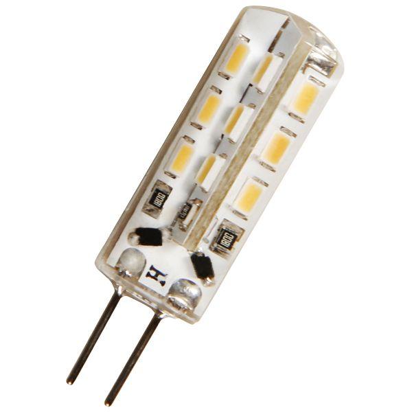 LED Stiftlampe G4, 1.5W, 105lm warmweiß