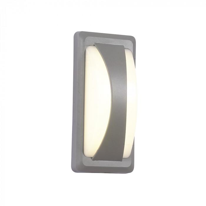 led wandleuchte ip65 f r au en kuppelleuchte neutralwei es licht. Black Bedroom Furniture Sets. Home Design Ideas