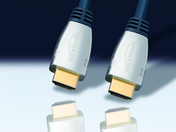 HDMI-Kabel 3.00m, Clicktronic