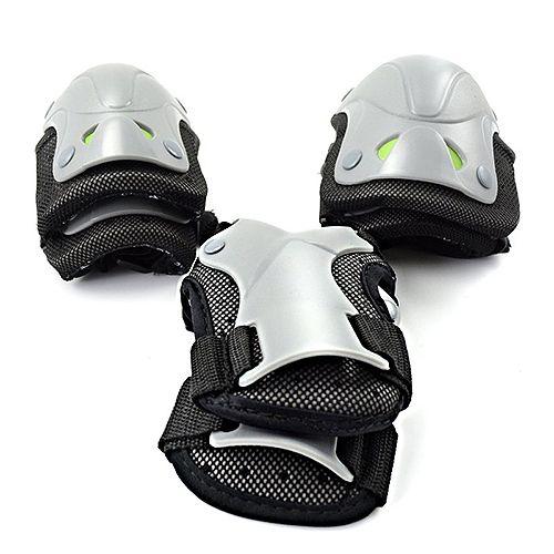 Protektoren Set, 6-teilig für Hand, Knie & Ellenbogen, XL