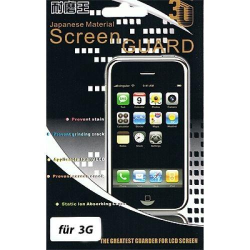 Displayschutzfolie , 1 Stück für 2G/3G/3GS