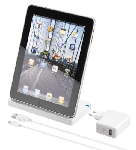 USB Dockingstation (weiß) für iPad