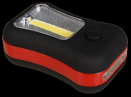 LED-Arbeitsleuchte McShine mit 3W COB + 4 LEDs