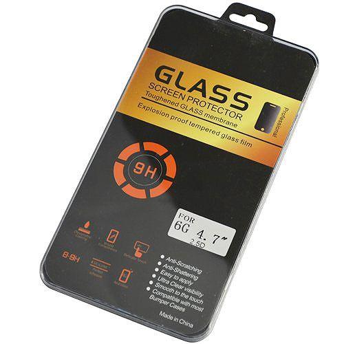 Displayschutz Panzerglas für iPhone 6/6s