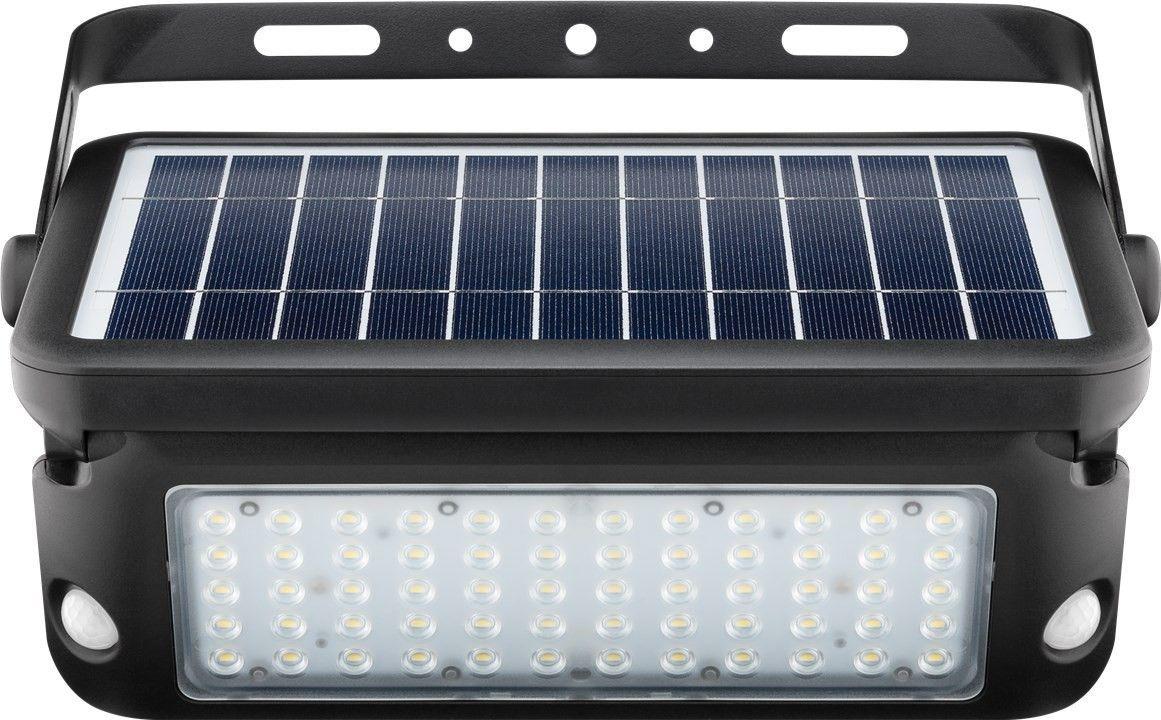 led solar wandleuchte 10 watt 1080 lumen. Black Bedroom Furniture Sets. Home Design Ideas
