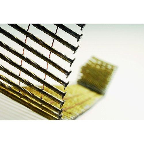Coilnägel 21.600 Stk - 2,1 x 25 BK Ringschaft