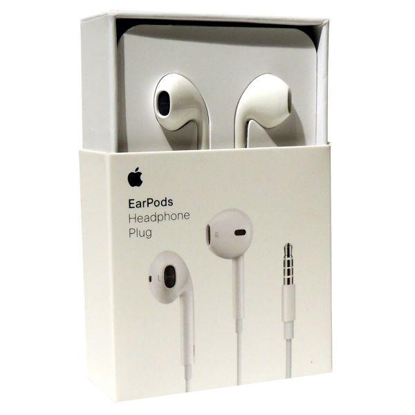 Apple EarPods InEar Headset MNHF2ZM/A