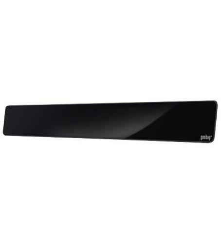 Aktive Full HD DVB-T2 Zimmerantenne inkl.Netzteil, sw