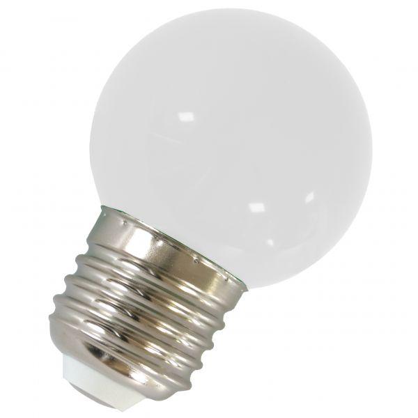 LED Birne E27, 0.4W, 30lm warmweiß