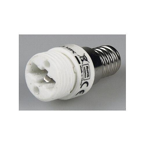 Lampensockel-Adapter E14 auf G9