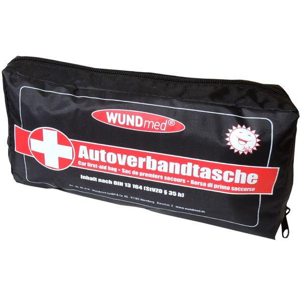 Auto-Verbandtasche nach DIN 13164, 25x7x13cm