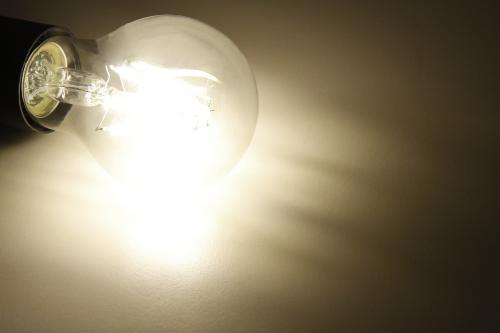 Kühlschrank Lampe 10w : Dimmbare led lampe e w lumen warmweiß filament led