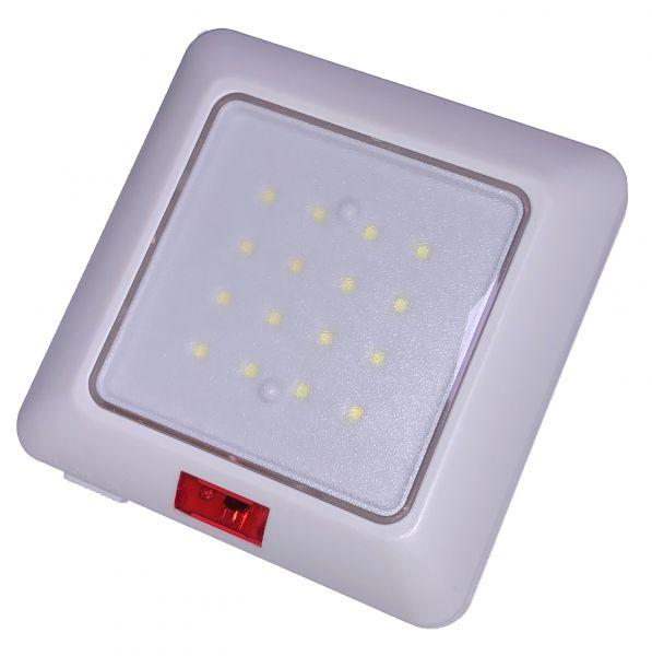 Bettreiebetriebe Wandlampe mit Fernbedienung