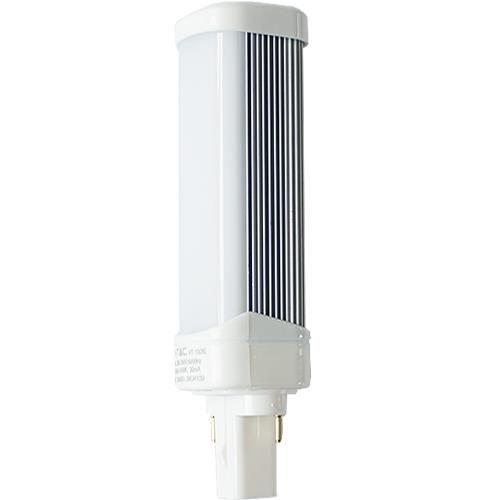 LED Lampe G24, 10W, 850lm kaltweiß