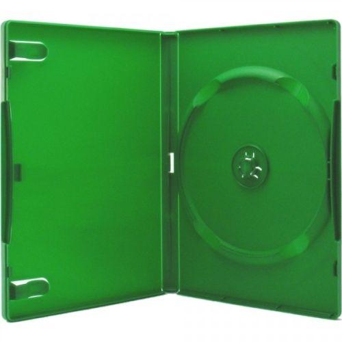 DVD-Hülle, 1 Stück, einfach, green