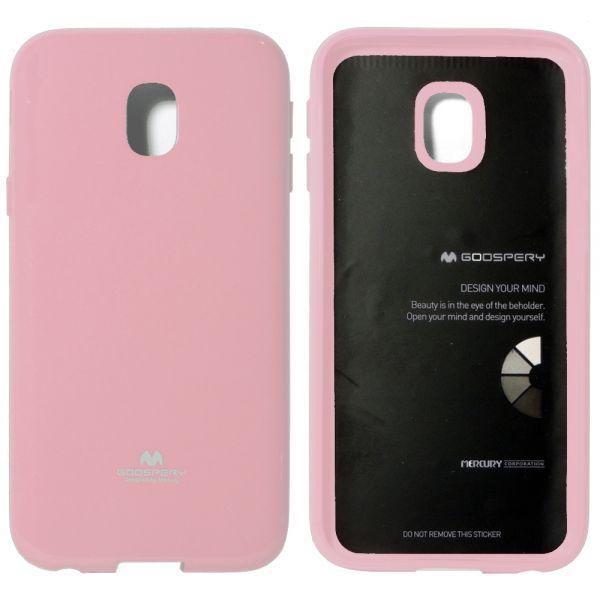 Schutzhülle i-JELLY für Samsung Galaxy J7, rose