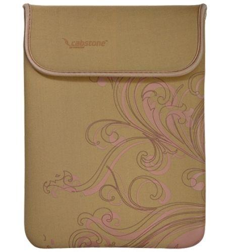 Sleeve für Notebooks bis 10 Zoll, beige
