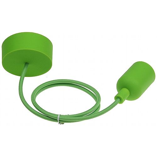 LED Lampe Silikon - Gras Green - 10 W / 810 Lumen