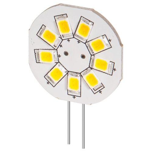 LED Chip G4, 1,5W, 130lm kaltweiß