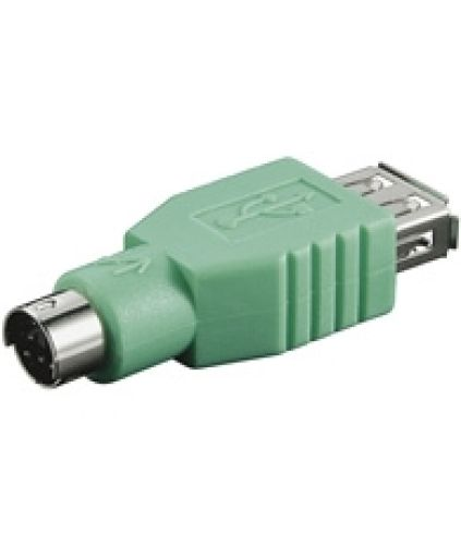 USB-PS2-Adapter für USB-Maus