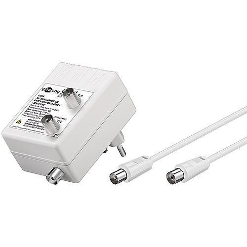 Zweigeräte Verteilverstärker, 1 IN - 2 OUT