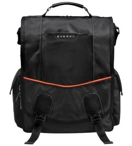 """Urbanite Laptop Messenger-Tasche 35,81cm (14.1""""), schwarz"""