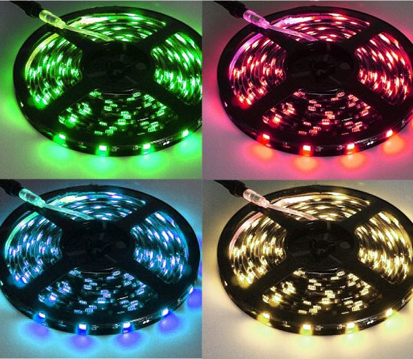1 x 5m LED Stripe, RGB, 150 LEDs