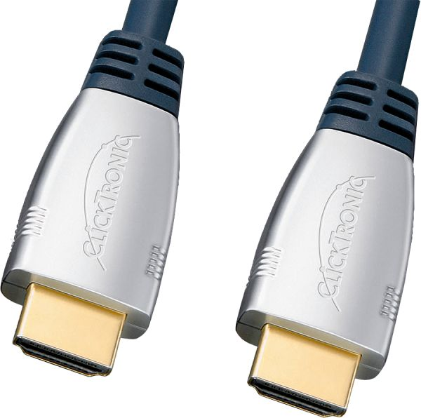 HDMI-Kabel 1.00m, Clicktronic
