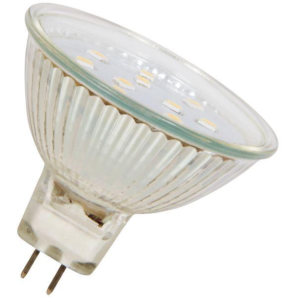 LED Strahler MR16 / GU5.3, 3W, 250lm, warmweiß