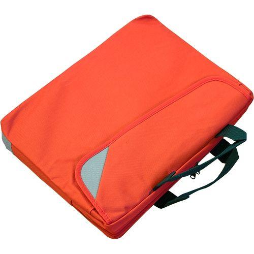 Notebooktasche für Notebooks bis 15,4 Zoll, rot