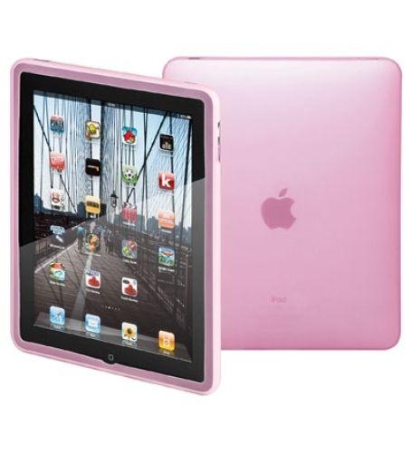 Silikon Tasche für iPad \ pink