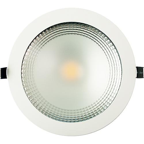 led licht panel rund 18 watt 1530 lumen warmwei dimmbar. Black Bedroom Furniture Sets. Home Design Ideas