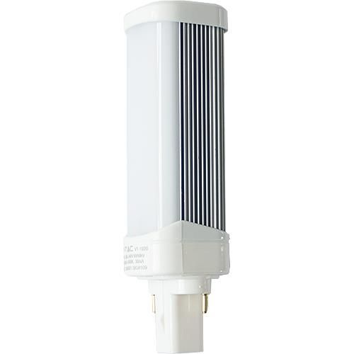 LED Lampe G24, 6W, 480lm neutralweiß