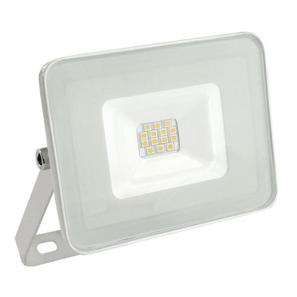 LED Fluter, 10W, 820lm, neutralweiß, weiß